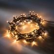 LED Glühwürmchen klassisch warm, ArtNr. 31267