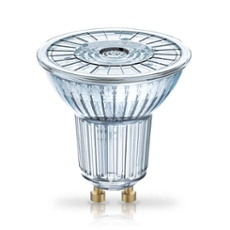 Osram LED STAR PAR16 35 2.6W GU10, Item no. 74717
