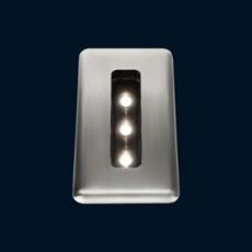 PODIUM Santander LED Bodeneinbaustrahler 1x7.5W, ArtNr. 59530