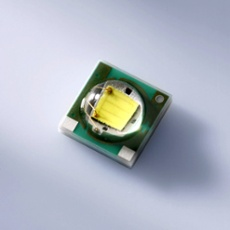 Cree XP-G R5, white, 463 Lumen, with PCB (10x10mm) Square  PCB (10x10mm)