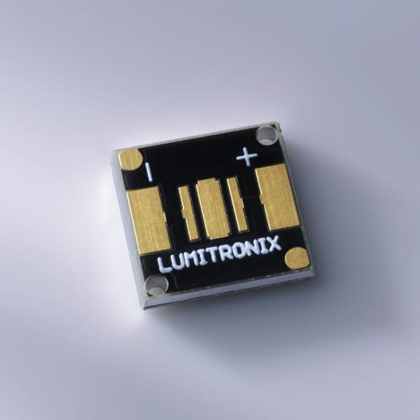 LUMITRONIX LED-Technik GmbH 10mm mini Alu Platine, für Cree XP-E, XP-G 60028
