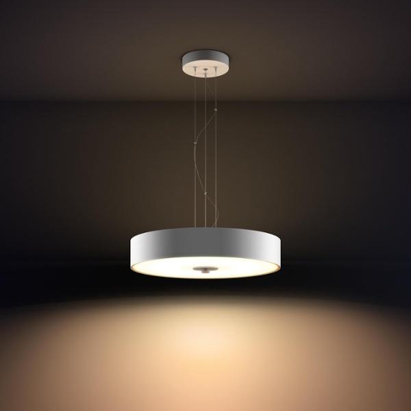 philips hue fair led pendelleuchte wei wei im f hrenden led shop von lumitronix. Black Bedroom Furniture Sets. Home Design Ideas