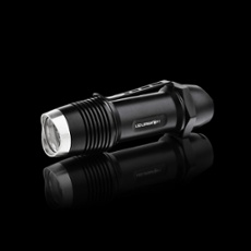 Lampe de poche LED LENSER® Xtreme Power LED F1, noire