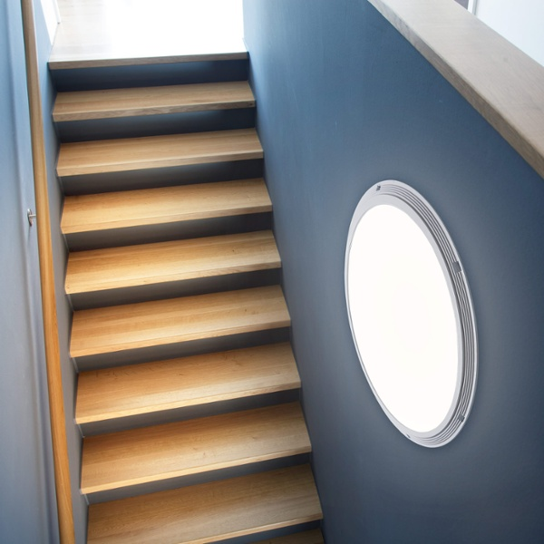 ultraslim led panel sur 270 nichia leds 60cm led et. Black Bedroom Furniture Sets. Home Design Ideas