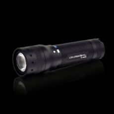 LED LENSER® P7QC Multicolor Flashlight
