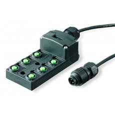 dot-spot distribution system, 12V, 6-way, Item no. 43812