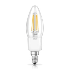 Osram LED RETROFIT DIM B40 4,5W E14 clear, Item no. 73423