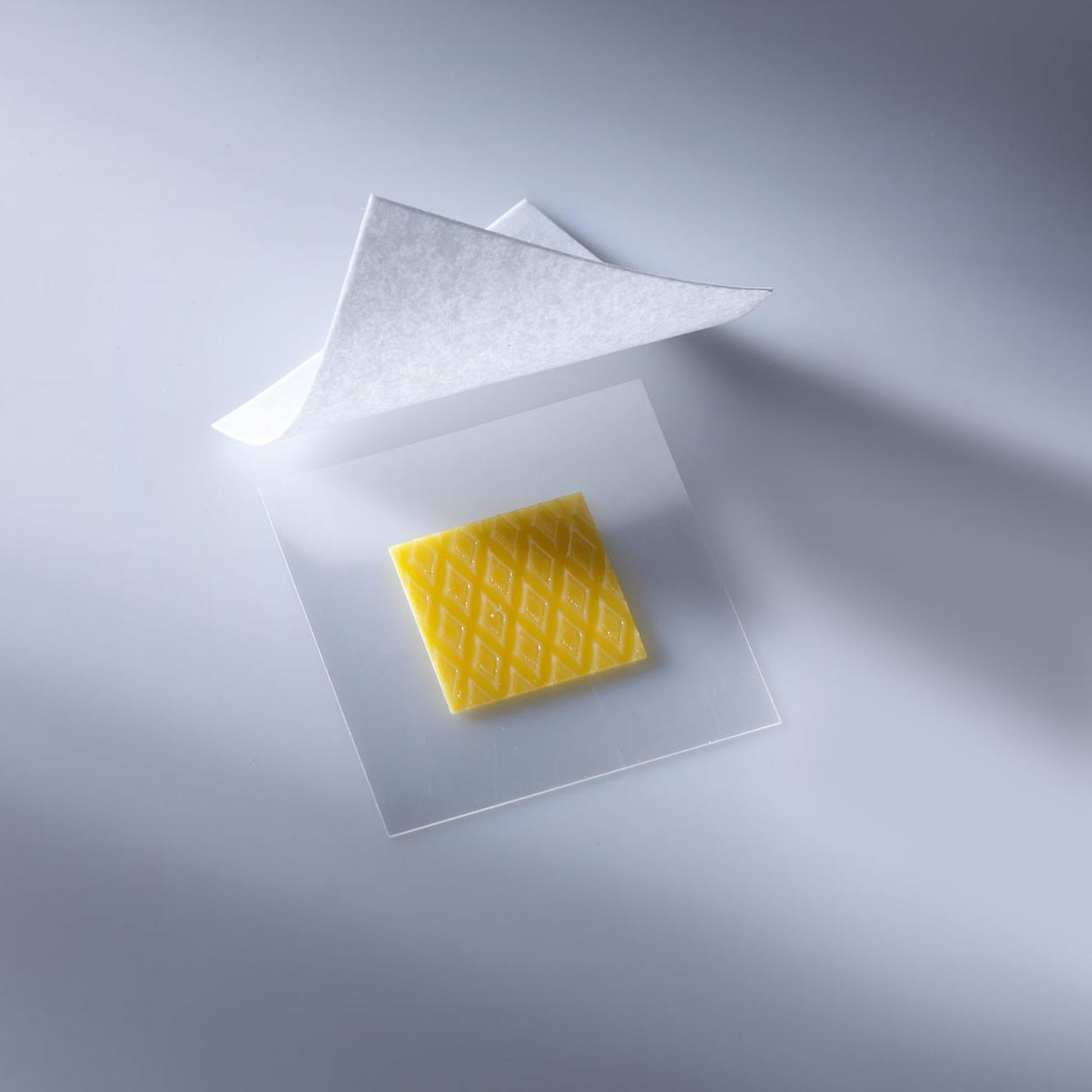 Wärmeleitendes Klebepad für 10x10mm Platine