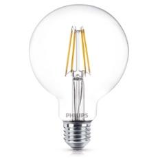 Philips Classic LEDglobe 6-60W E27 827 G93 klar FIL