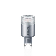 Philips CorePro LEDcapsule 2.3-25W G9 827 DIM, Item no. 74886