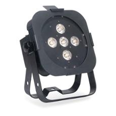ADJ FLAT LED PAR TW5, Item no. 30871
