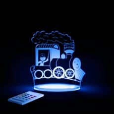 LED Night light Train