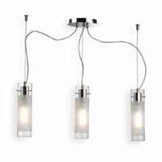 Ideal Lux FLAM SP3 pendant light