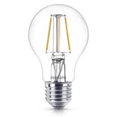 Philips Classic LEDbulb 4-40W E27 827 A60 clear FIL, Item no. 74912