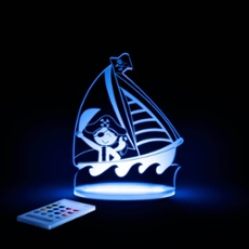 LED Night light Pirate