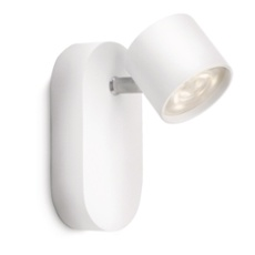 Philips myLiving Star Spot 1-flame aluminum aluminum