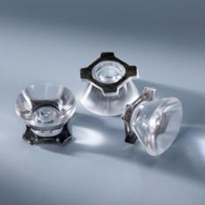 Ledil Linse 21.6mm für Nichia 219, Cree XP-G2, 48x15° 48x15°