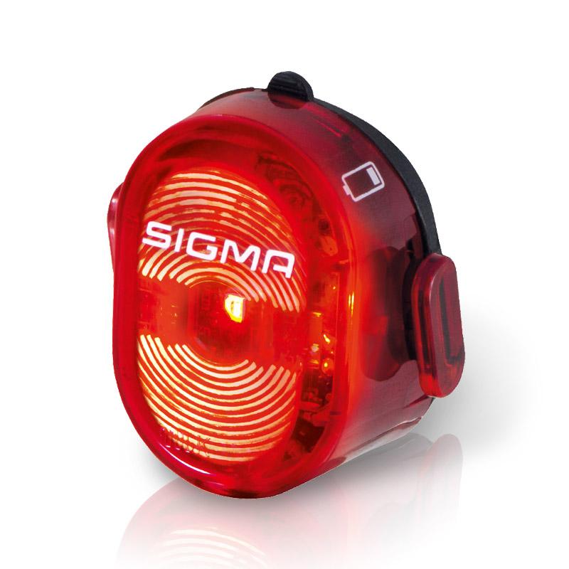 Sigma Sport GmbH SIGMA SPORT Nugget II LED-Fahrrad-Rücklicht