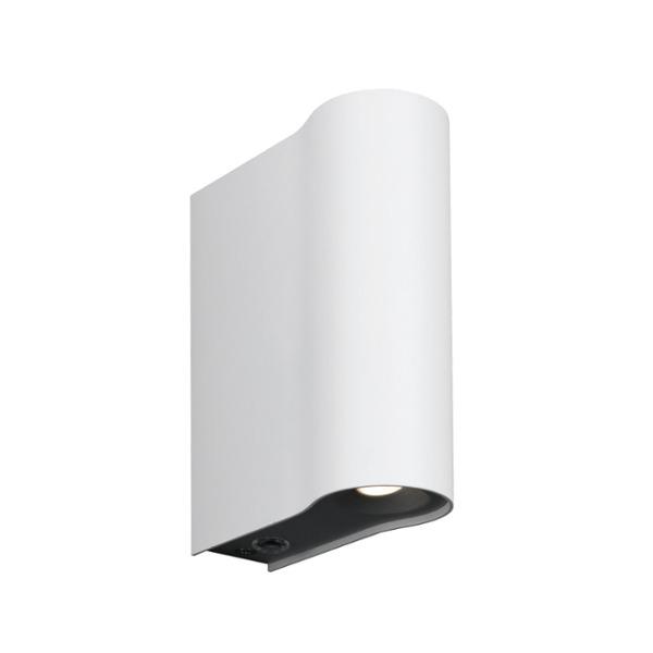 lampe murale led podium lyon 2x2 5w led et produits led. Black Bedroom Furniture Sets. Home Design Ideas