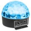 BeamZ Mini Star Ball Sound RGBWA LED 6x3W, Item no. 30404