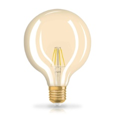 Osram LED VINTAGE 1906 GLOBE 40 4W E27 GOLD non dim