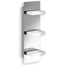Honsel wall light Sporto 3-flame