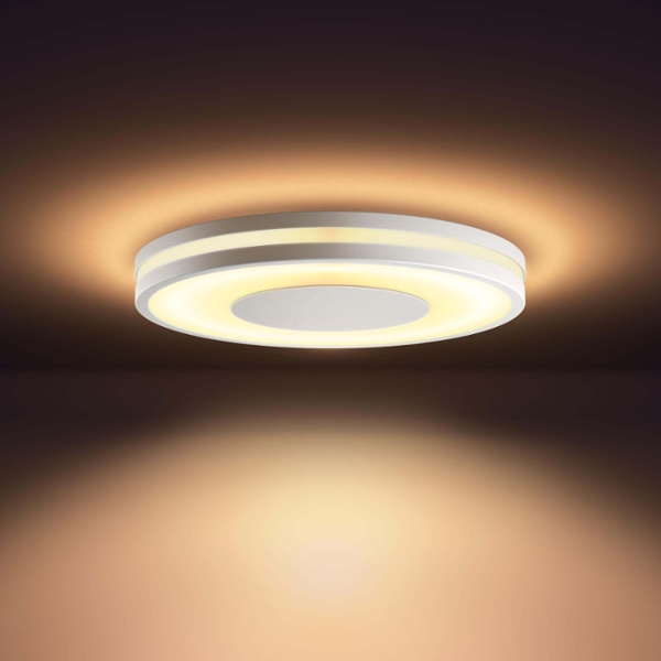 philips hue being led ceiling light white white the. Black Bedroom Furniture Sets. Home Design Ideas
