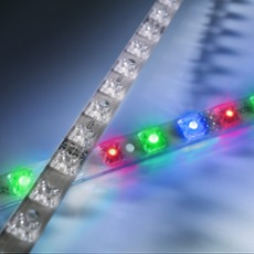 SuperFlux-LED strip RGB  100�  12V