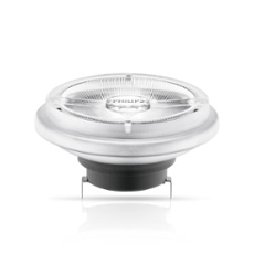 Philips MASTER LEDspot 15-75W 927 AR111 DIM, Item no. 74253