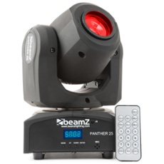 BeamZ Panther 25 Led Spot LED Moving Head, ArtNr. 30385