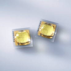 Osram Oslon SSL, amber, 223lm, with PCB (10x10mm) with PCB (10x10mm)