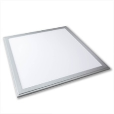 Lumego SIRIUS LED Panel silber 62,5 x 62,5cm neutralwei�