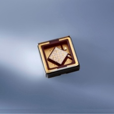 Nichia SMD LED UV NVSU233A, without PCB (emitter) without PCB (emitter) 365nm