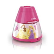 Philips Disney Princess Projekor-Tischleuchte