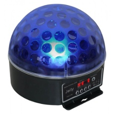 BeamZ Magic Jelly DJ LED Ball DMX Multicolor, ArtNr. 30406