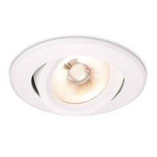 Philips CoreLine LED Downlight, 11W blanc chaude