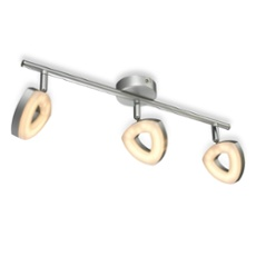 ESTO ceiling light MICON 3-flames, Item no. 44018