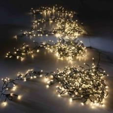 LED Büschellichterkette 1-2 Glow, Baumhöhe 1,5 m, 792 LEDs 1.5 m (792 LEDs)