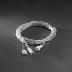 LED System 24V- Extension cable transparent 10m