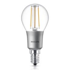 Philips Classic LEDluster 5-40W E14 827 P45 clear DIM