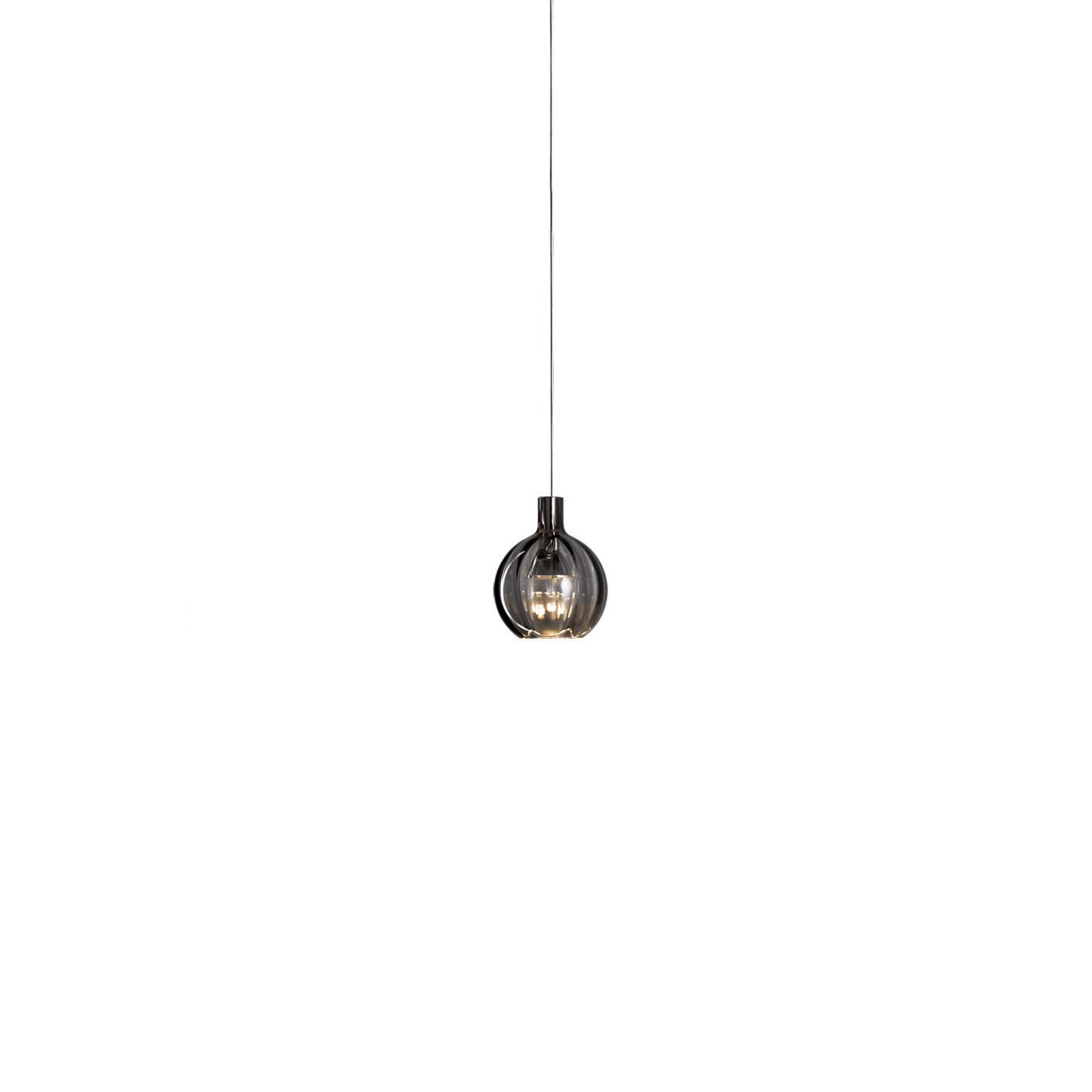 STENG LICHT GmbH Steng LED-Pendelleuchte GLORI-A K Kristallglas X1010-NG-GGA-K