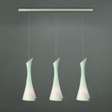 Mantra pendant light ZACK 3L LINE, Item no. 43943