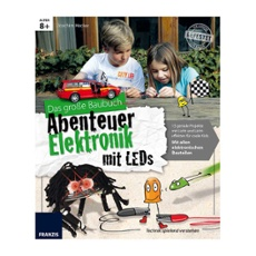 The big book adventure electronics with LEDs, Item no. 30248