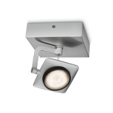 Philips myLiving Spot Millennium Warmglow 1-flame, Item no. 44244