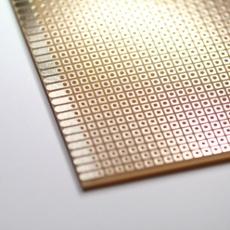 Lochrasterplatine / Experimentierplatine 160x100mm