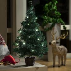 LED Weihnachtsbaum warmwei� 45cm (16 LEDs)