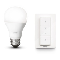 Philips Hue LED E27 Wireless Dimming Kit warmweiß 8,5W, ArtNr. 75011