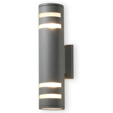 ESTO outdoor light ESTERNA silver, round, Item no. 44084
