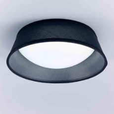 Mantra ceiling light NORDICA black, Item no. 43879
