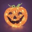 LED pumpkin, 80 white LEDs, Item no. 97918